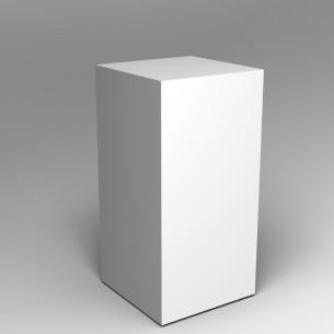 Plinth 120H x 60W x 60D cm. SALE