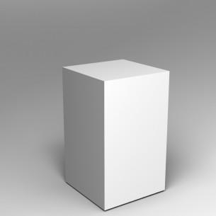 Plinth 100H x 60W x 60D cm. SALE