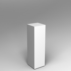 Plinth 100H X 30W X 30D HIRE