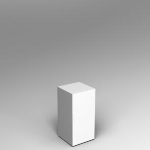 Plinth 60H X 30W X 30D HIRE