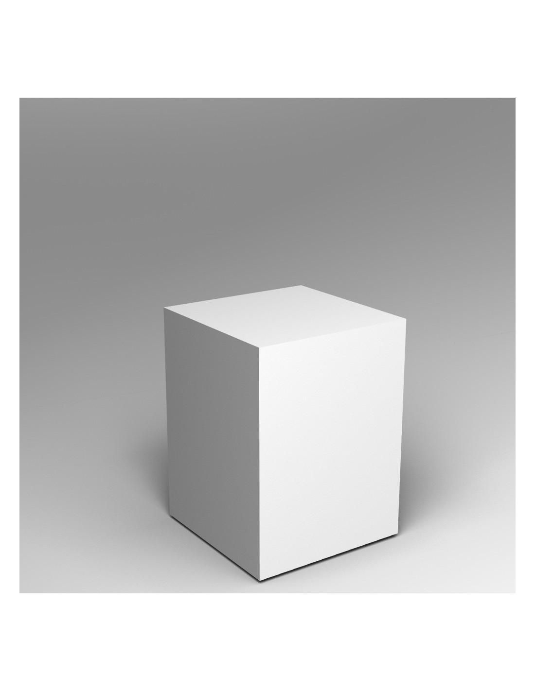 plinth hire by artplinths hire 80h x 60wd cm display plinths london. Black Bedroom Furniture Sets. Home Design Ideas