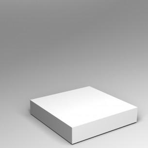 Plinth 20H X 100W X 100D HIRE