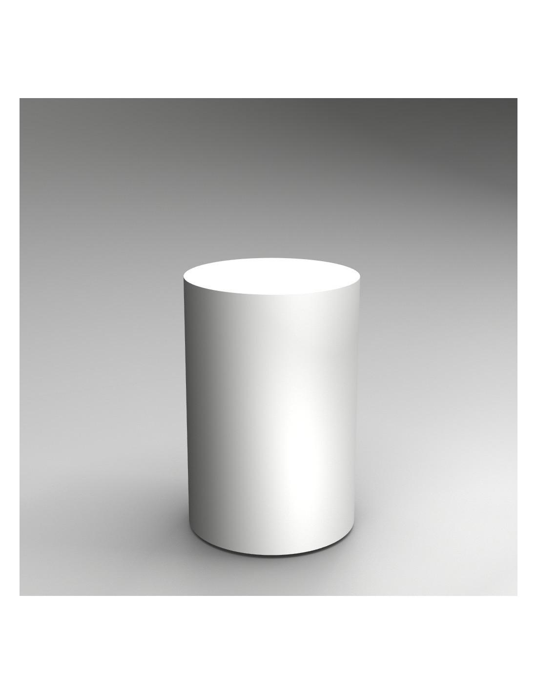 Artplinths 90h X 60d Cm Diameter Or Round Cylinder Plinth