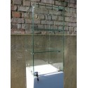Glass display case and  plinth for sale uk