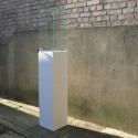 glass case and plinth uk for sale