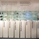 Hire glass display case & Plinth (30cm²)