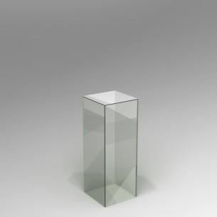 Perspex® Acrylic Plinth 80H x 30W x 30D cm