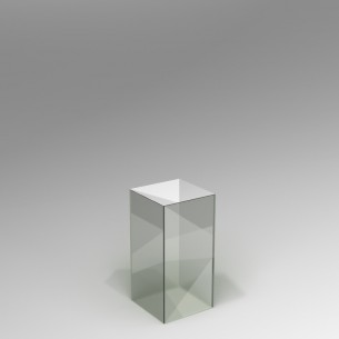 Perspex® Acrylic Plinth 60H x 30W x 30D cm