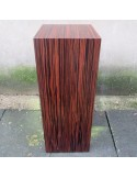 Ebony Hardwood plinth