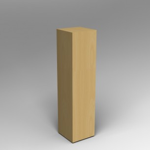 Maple Plinth 120H x 30W x 30D cm SALE