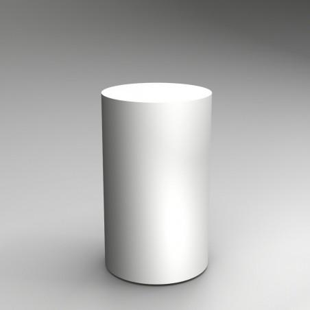 100H x 60Dcm cylinder plinth hire