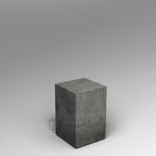 Concrete plinth 60H x 40W x 40D cm SALE