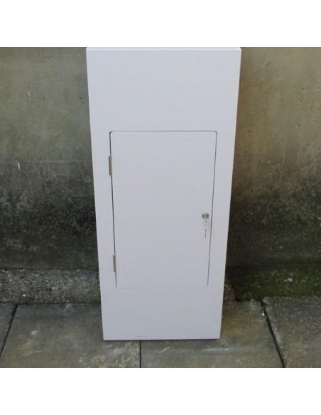 Plinth 100H X 40W X 40D with locking door HIRE