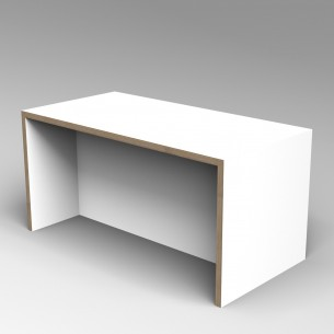 Gallery Bench 3 | Colour Ply |  3 Seater