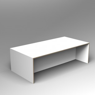 Gallery Table | Colour Ply | Minimal
