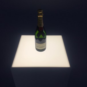 Light-box Plinth 100H x 30W x 30D cm SALE