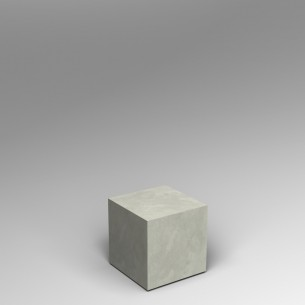 Concrete effect 40H x 40W x 40D cm plinth SALE
