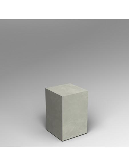Concrete effect plinth 60H x 40W x 40D cm SALE