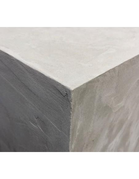 Concrete effect 20H x 80W x 80D cm low platform SALE