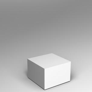 EX Hire Plinth 40H x 60W x 60D cm ON SALE