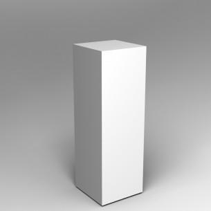 ON SALE EX HIRE Plinth 120H x 40W x 40D cm