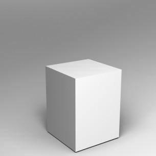 ON SALE Plinth  80H x 60W x 60D cm  EX HIRE