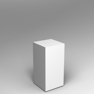 ON SALE Plinth 80H x 40W x 40D cm  EX Hire