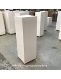 Concrete effect plinth 110H x 40W x 40D cm SALE