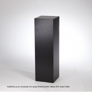 ON SALE Concrete plinth 110H x 40W x 40D cm (ex sample )