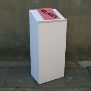 SALE Lectern or book plinth