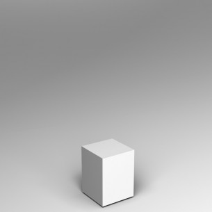Plinth 40H x 30W x 30W cm SALE