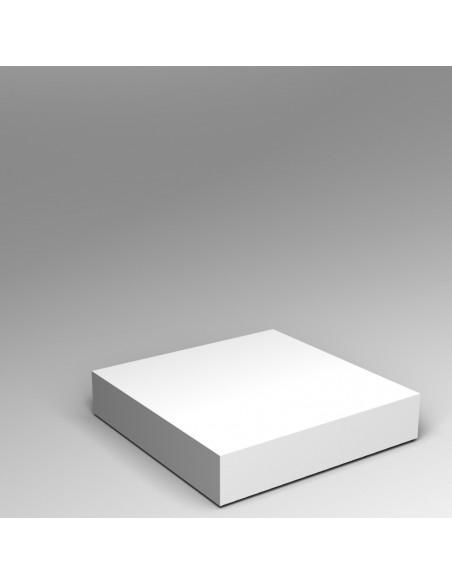 Plinth 20H x 100W x 100D cm SALE