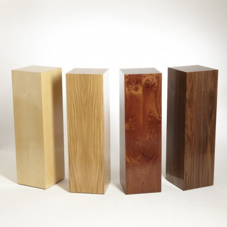 Hardwood Plinth Hire