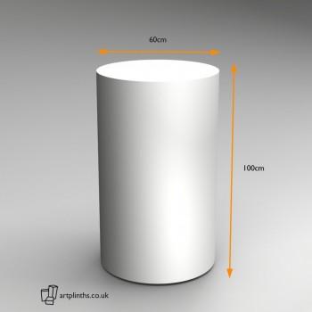 Hire our 60cm Diameter Plinths