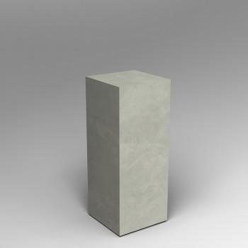 Concrete Effect Plinth to Hire   Artplinths Pedestal rental London