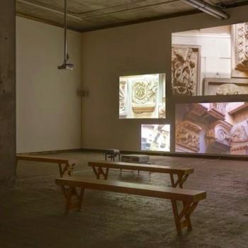 Art gallery standard furniture hire