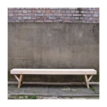 Gallery bench hire