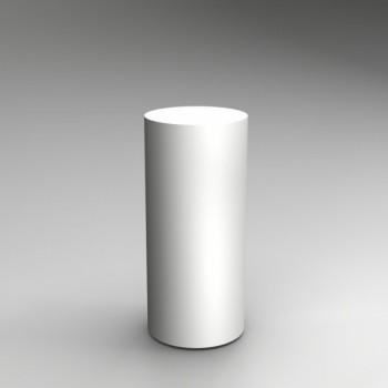 Cylinder plinth 45cm dia